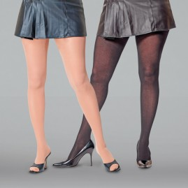 Two-for-One Opaque Tights