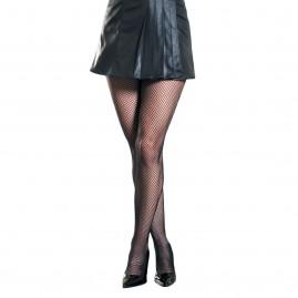Black Fishnet Pantyhose