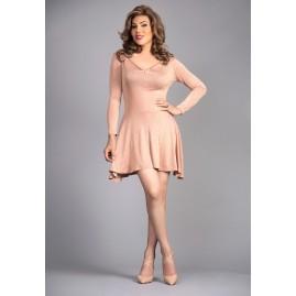 sexy crossdress swing dress