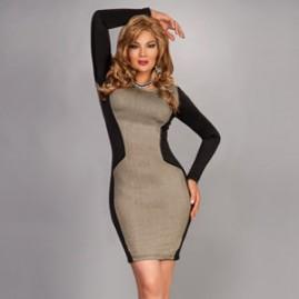 Supreme Bodycon Hourglass Dress