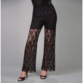 transgender  lace pants