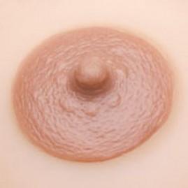 Natural looking adhesive Silicone Nipples
