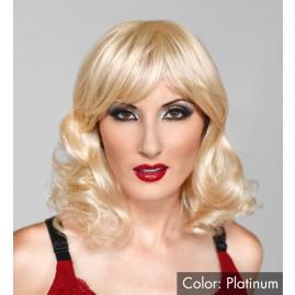 Alluring Medium-Length Wig