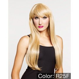 Great Long Wig -- Super Straight Look