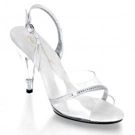 Glitter Strap Sandal