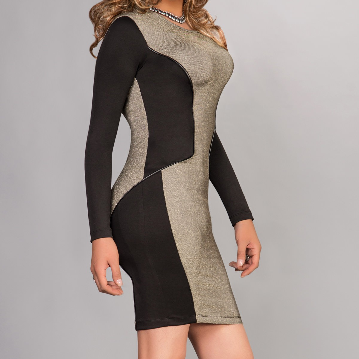 Cdbfstore Crossdressers Supreme Bodycon Hourglass Dress