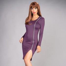 The SF Zipper Dress for TG