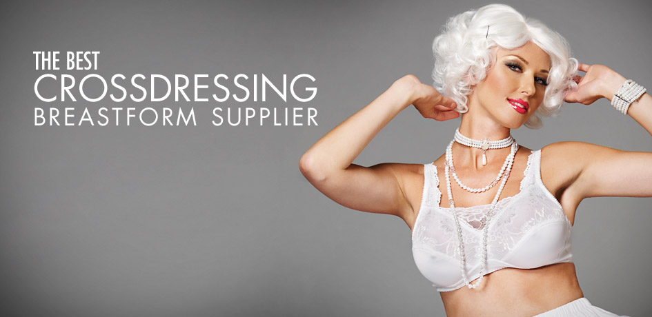 The Best Crossdressing Breastform Supplier